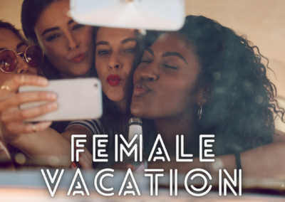 All Female Vacations Post Pack