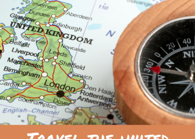 Budget Friendly Destinations in the U.K. Post Pack