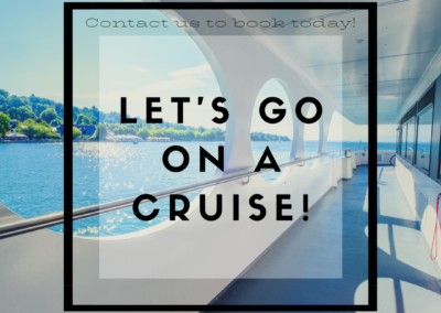 Cruise Travel Post Pack