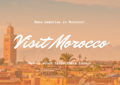 Morocco Post Pack