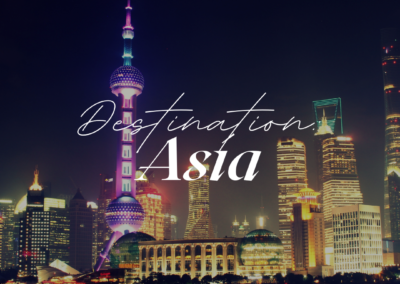 Asia Travel Post Pack