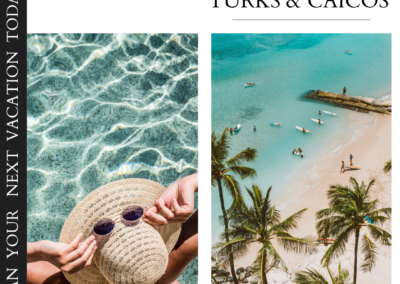 Turks And Caicos Post Pack