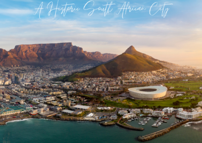 Cape Town South Africa Post Pack