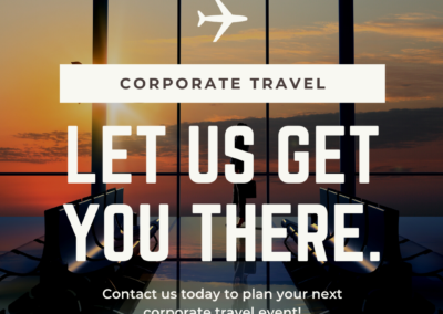 Corporate Travel Post Pack