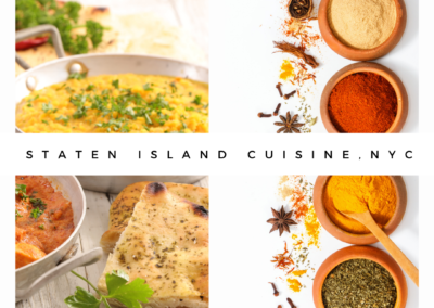 NYC Culinary Tourism Post Pack