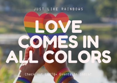 LGBT Events In India Post Pack