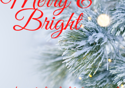 Merry & Bright Travel Post Pack