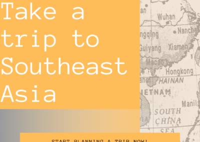 Southeast Asia Post Pack