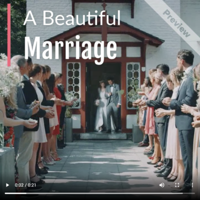 Destination Wedding Promo Video