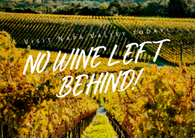 Wine Country Napa Valley Post Pack