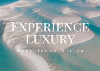 Luxury Africa Travel Post Pack