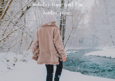 Holiday Travel Post Pack